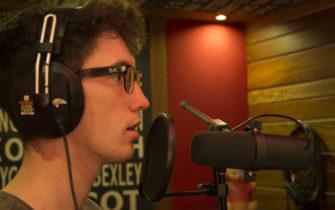 Voice Reel Recording at Enmore Audio