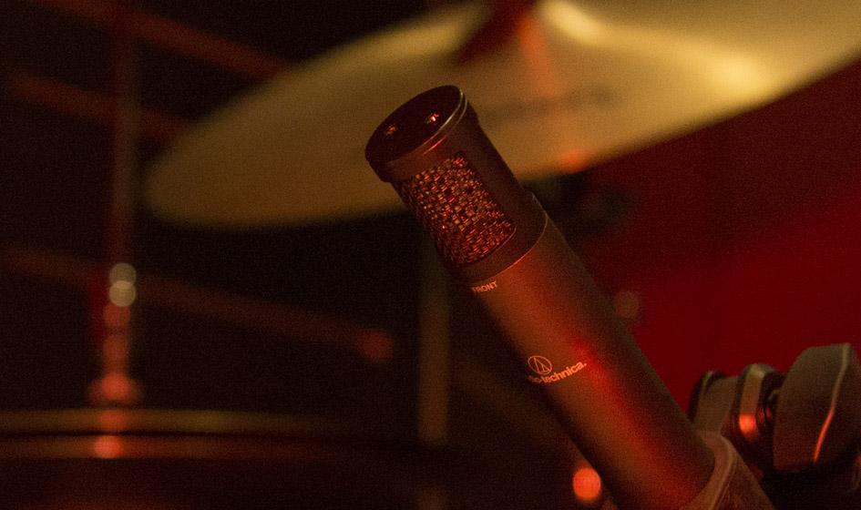 recording snare