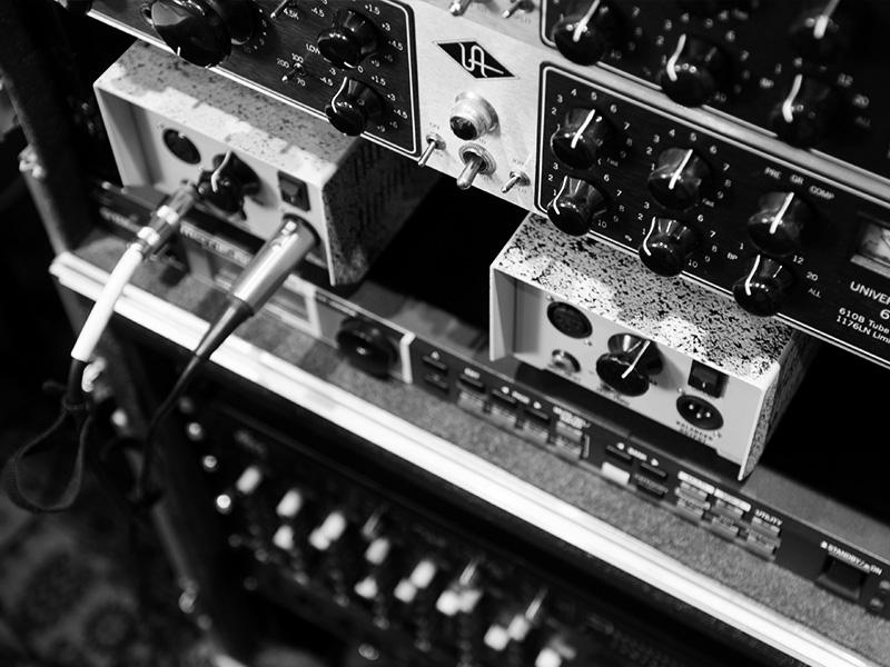 recording studio rates
