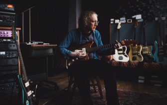 Listen to Kevin Shields Talk About How The Fender Jazzmaster Shaped His Sound