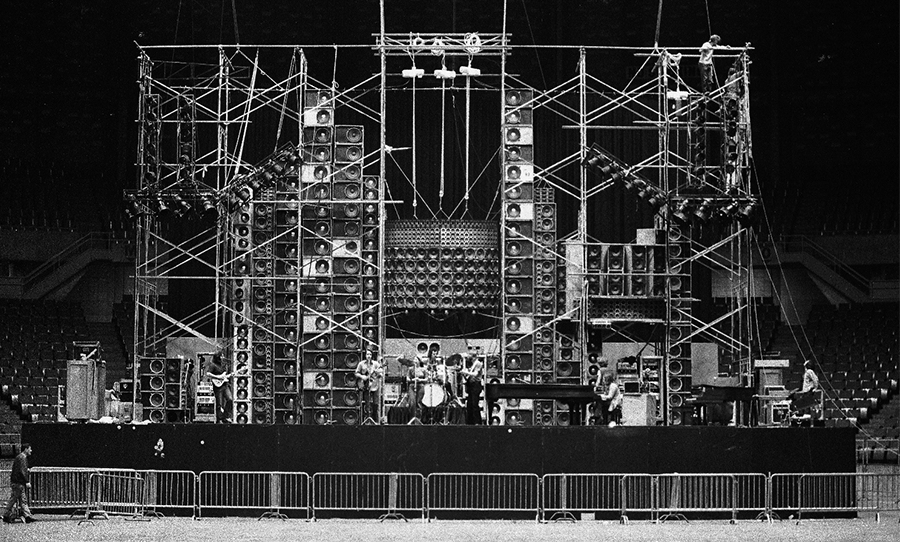 Grateful Dead Wall of Sound