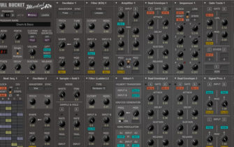 Full Bucket Music Unleashes the ModulAir Free Soft Synth
