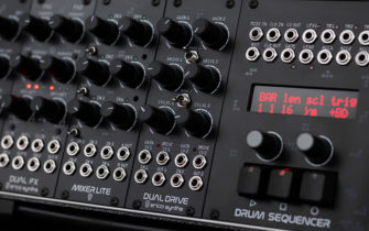 Erica Synths Launches the Techno System Eurorack Bundle