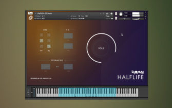 Karanyi Unveils the Synths DX Kontakt Instrument