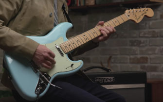 Fender Transforms the Jazz Bass Into a Guitar with the Sixty-Six