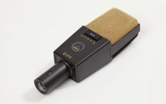 Excellence on All Fronts: A Brief History of the AKG C414