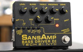 The Tech 21 SansAmp: A Tribute to an Indestructible Studio Staple