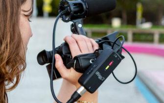 IK Multimedia has revealed the iRig Pre 2 portable preamp